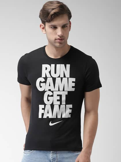 82dc8be744fbae Nike TShirts - Buy Nike T-shirts Online in India