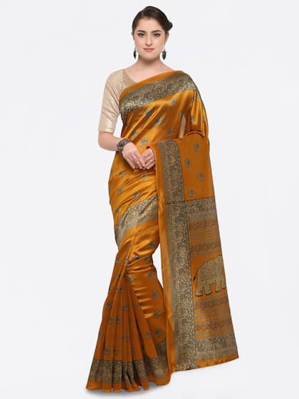 61512daf3c3965 Silk Sarees - Buy Pure Silk Saree Online in India   best price