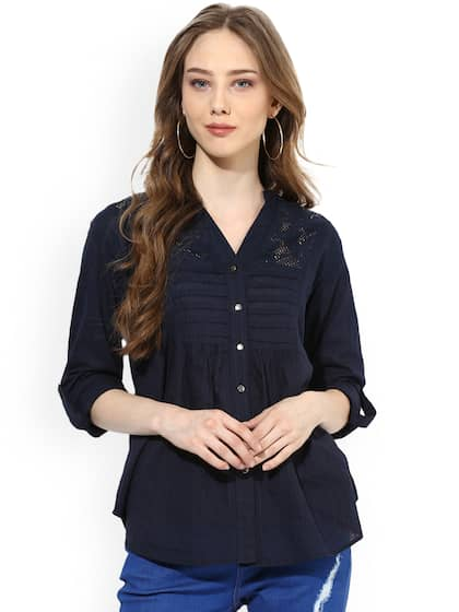 0c5953038b18f1 Color Cocktail Tops - Buy Color Cocktail Tops online in India