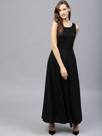 dd8d822184 Black Dress - Buy Black Dresses For Women in India   Myntra
