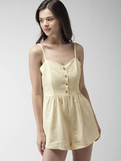 Forever 21 Jumpsuit Buy Forever 21 Jumpsuit Online In India