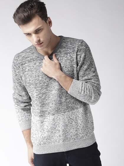 d76d46971536 Sweatshirts For Men - Buy Mens Sweatshirts Online India