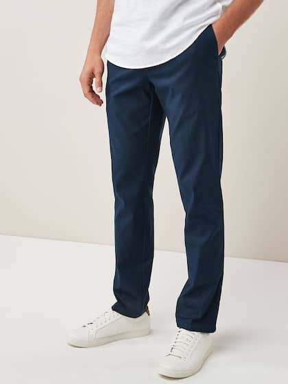 Men Chinos - Buy Chinos for Men Online in India - Myntra f26a91004