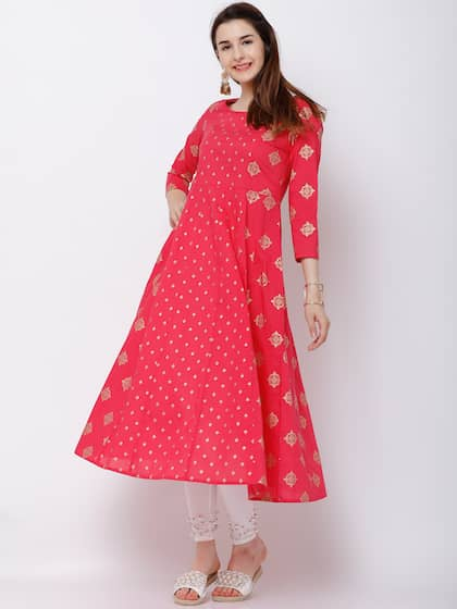 3f92976cbc Anarkali Kurtis - Shop Anarkali Kurti For Women Online | Myntra
