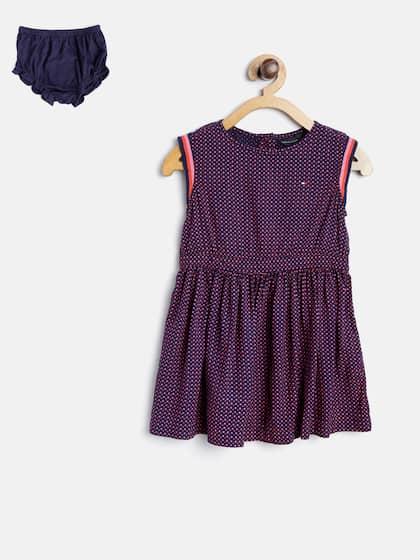 6803bd93707 Tommy Hilfiger Girls Dresses - Buy Tommy Hilfiger Girls Dresses ...