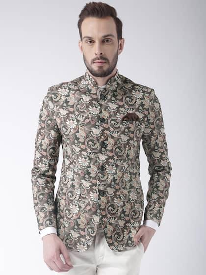 14f48da680 Mandarin Collar Men Blazers - Buy Mandarin Collar Men Blazers online ...