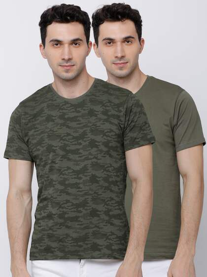 9083c0f9e T-Shirts - Buy TShirt For Men, Women & Kids Online in India | Myntra