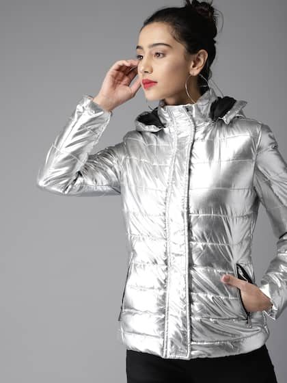 dde2d5cb0 Silver Jackets - Buy Silver Jackets online in India
