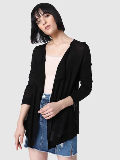 03001e2e119 Shrugs - Buy Long Shrugs For Women Online - Myntra