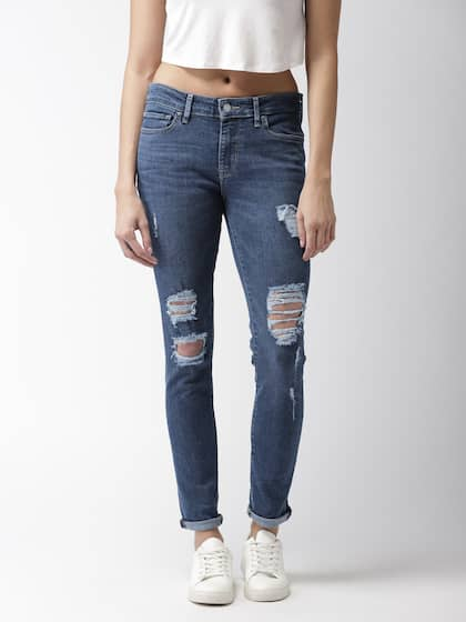 Ripped Jeans Shop For Ripped Jeans Online In India Myntra