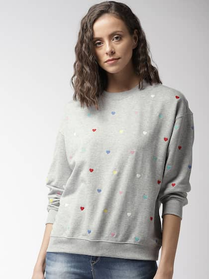 37b20d2bb Sweatshirts   Hoodies - Buy Sweatshirts   Hoodies for Men   Women ...