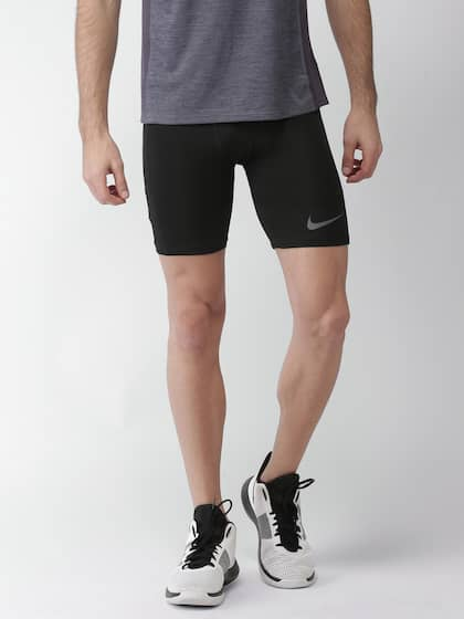 Nike. Solid Compression Tights