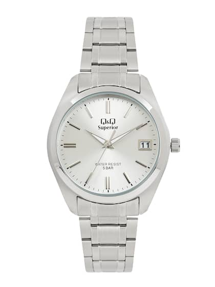 Q&Q watches - Buy Q and Q Watches Online in India - Myntra