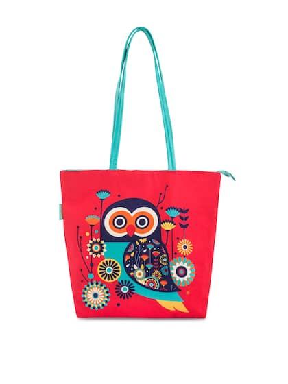 Chumbak. Printed Tote Bag