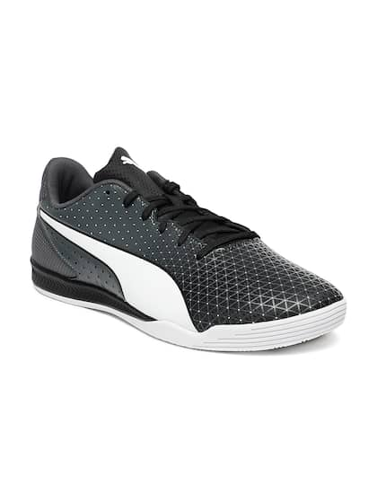 d458b194bb90 Black Sports Shoes - Buy Black Sports Shoes Online in India