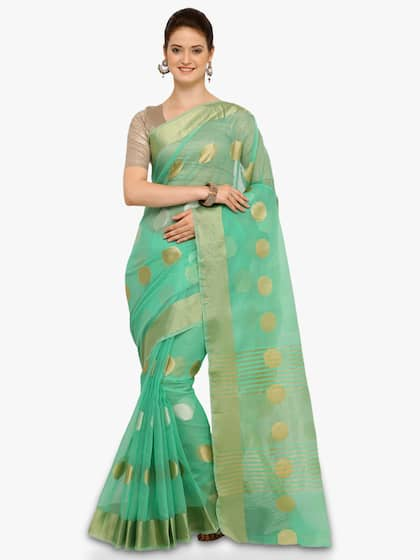 b84057a74 Chanderi Sarees - Buy Chanderi Sarees Online in India