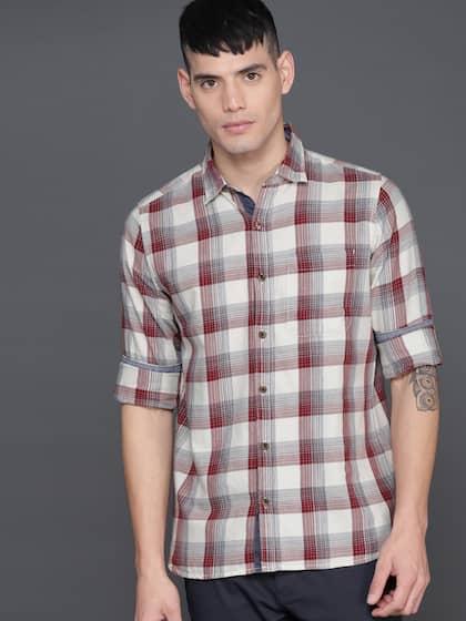 20acf54aa Wrogn Shirts - Buy Wrogn Shirts online in India