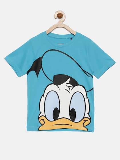 fce0537d6e Kids T shirts - Buy T shirts for Kids Online in India Myntra