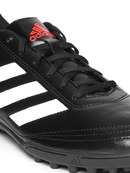 Adidas Men Black GOLETTO VI Turf Football Shoes