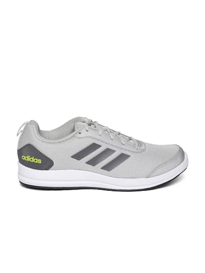 size 40 aa543 2e356 ADIDAS Men Grey YKING 2.0 Running Shoes