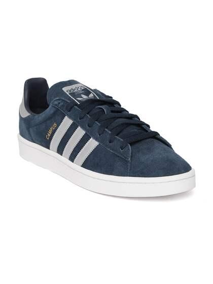 save off 1cec8 2599e ADIDAS Originals. Men Campus Nubuck Sneakers