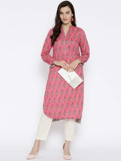36b6228d2436 Biba Kurtas - Buy Biba Kurtas for Women & Girls Online   Myntra