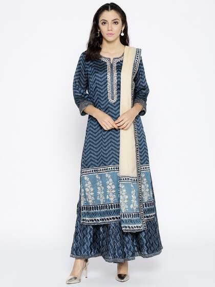 4773834570f BIBA - BIBA Salwar Suits
