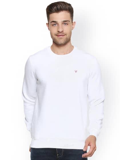 40c9aa20d42 Allen Solly Sweatshirts - Buy Allen Solly Sweatshirts online in India