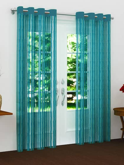 Wondrous Curtains Sheers Buy Curtain Sheer Online In India Myntra Interior Design Ideas Inamawefileorg