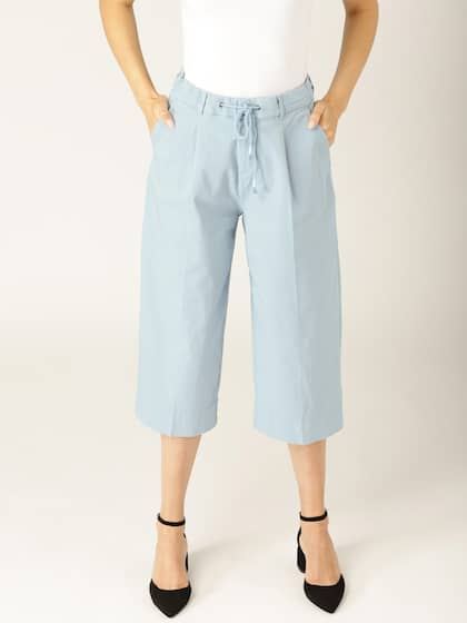 98d39a331055 Esprit Trousers - Buy Esprit Trousers online in India