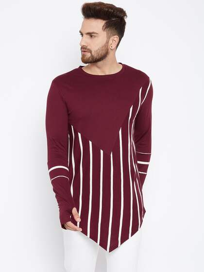 6dbbad47507 Hypernation Maroon Tshirts - Buy Hypernation Maroon Tshirts online ...