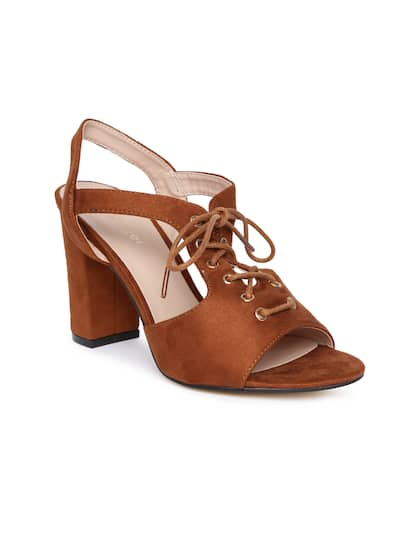 375942bbcbf Ginger By Lifestyle Heels - Buy Ginger By Lifestyle Heels online in ...