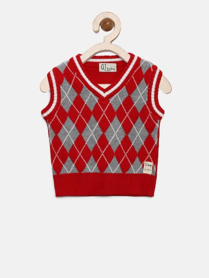 63ef043cebe4 Sleeveless Sweaters - Buy Sleeveless Sweaters Online in India at ...