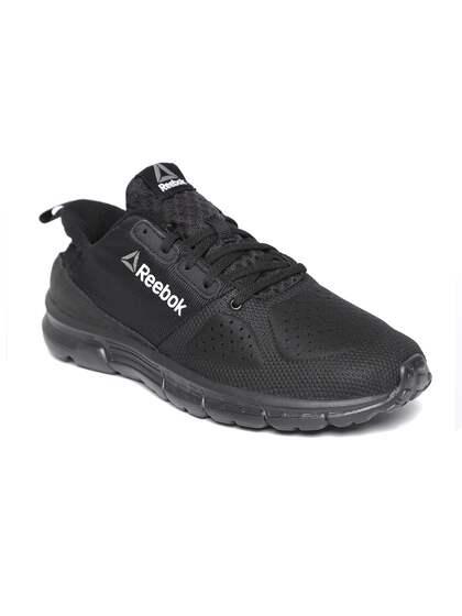 Reebok Men Black Aim MT Running Shoes