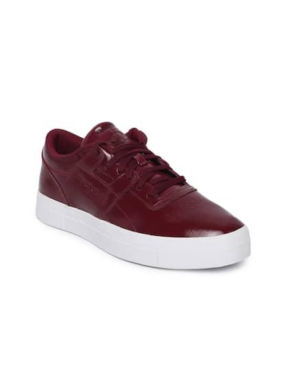 Reebok Leather Shoes - Buy Reebok Leather Shoes online in India b93d2d93d
