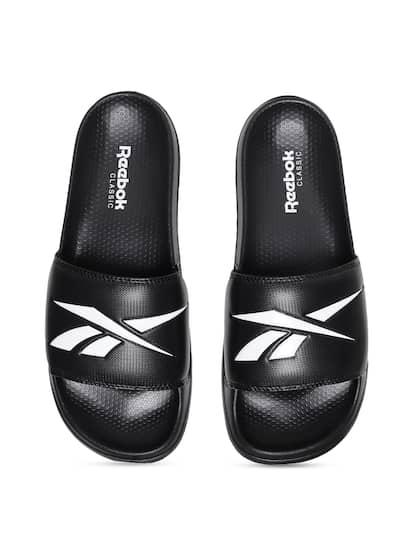 127137bf0 Reebok Women Black Green Flip Flops - Buy Reebok Women Black Green ...