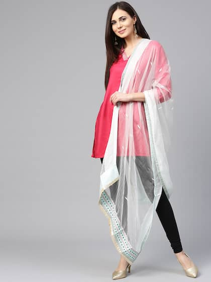 f66a8dd279f Dupattas - Buy Dupattas Online for Salwar in India