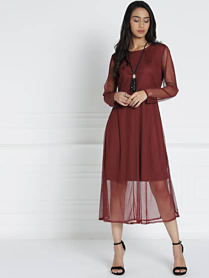 6ff62f9a8b67 One Piece Dress - Buy One Piece Dresses for Women Online in India