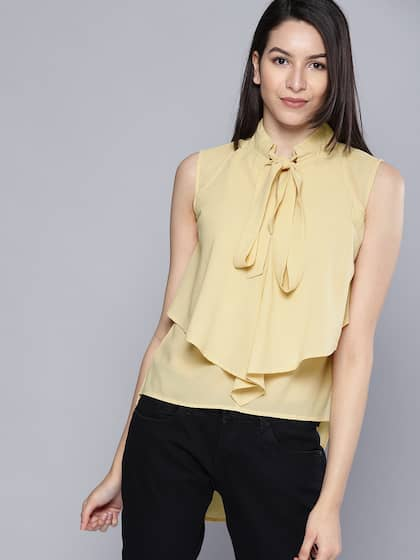 ac6d49e9e43 Chiffon Tops - Buy Chiffon Tops for Women Online