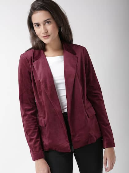 5f1c63c8d4d5e Forever 21 Blazers - Buy Forever 21 Blazers online in India