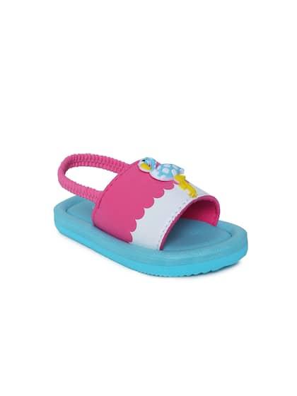 21892cac4b3d Girls Kids Flip Flops - Buy Girls Kids Flip Flops online in India