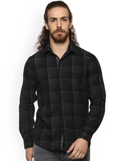 8974bb6d Mufti Shirts - Buy Mufti Shirt For Men Online in India | Myntra