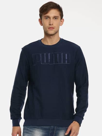 1fba2e25150370 Puma Sweatshirt - Buy Puma Sweatshirts for Men   Women In India