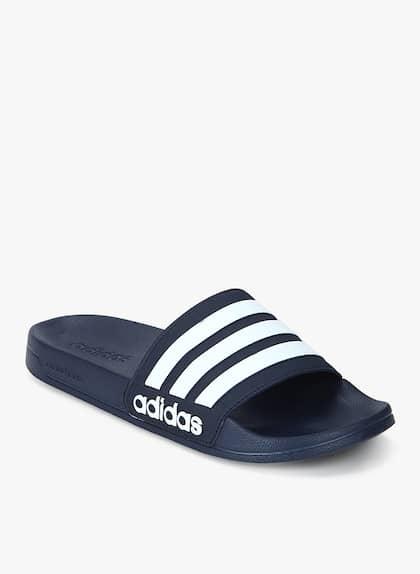 d08a53ec Adidas Slippers - Buy Adidas Slipper & Flip Flops Online India