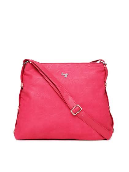 13b4fd5a4b97 Baggit. Solid Sling Bag