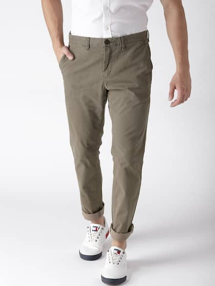 b2ad2443c4 Chinos - Buy Chinos for Men & Women Online in India | Myntra