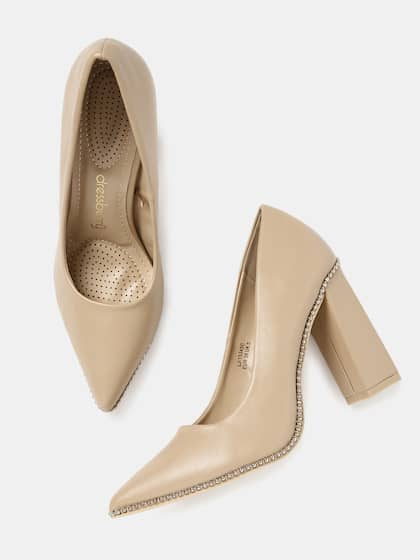 868e374e2e Heels Online - Buy High Heels, Pencil Heels Sandals Online | Myntra