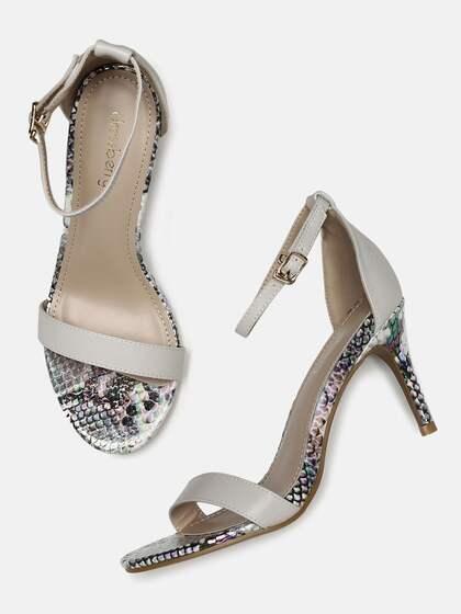 ae9f66435a Heels Online - Buy High Heels, Pencil Heels Sandals Online   Myntra