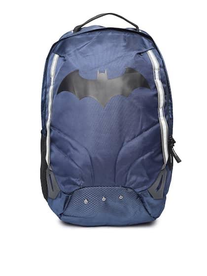 20c4766152c4 Batman Backpacks - Buy Batman Backpacks online in India