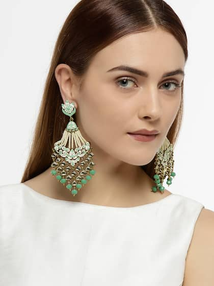 4f1e633771156 Earrings - Buy Earring for Women & Girls Online in India | Myntra